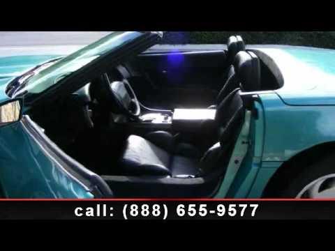 1991 Chevrolet Corvette - The Toy Store - Largo, FL 33770