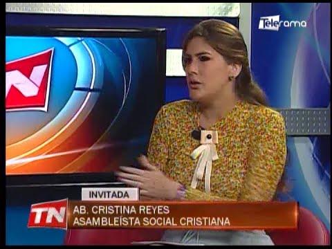 Ab. Cristina Reyes