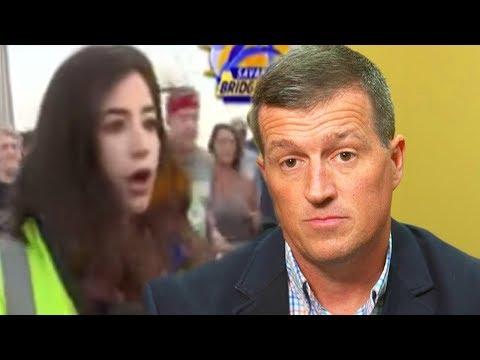Runner Accused of Slapping Reporter on Air Explains Behavior