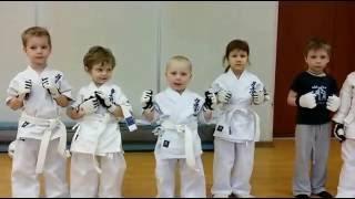 Тренировки каратэ для детей 4 х лет(, 2016-06-13T10:38:50.000Z)