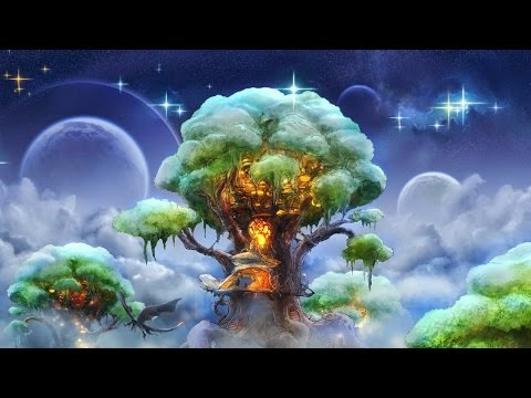 Guided Meditation for Children | Your Secret Treehouse | Relaxation for Kids