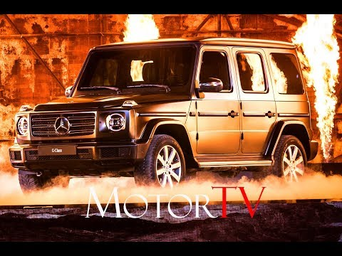 NAIAS 2018 : ALL NEW MERCEDES-BENZ G CLASS l WORLD PREMIERE l Press Conference  (ENG)