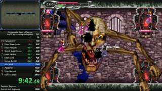 Castlevania: Dawn of Sorrow speedrun in 18:39