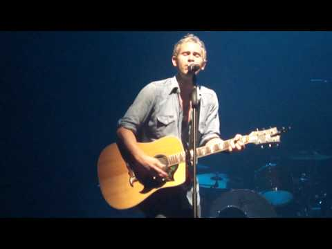 Lifehouse - Jason Wade - Blind & Everything - live@02 Academy Glasgow
