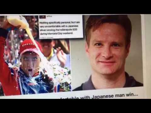 Terry Frei Fired By Denver Post After Racist Indy 500 Tweet On Takuma Sato