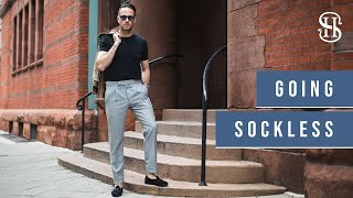 Socks Or No Socks? | Wearing Shoes Without Socks Fashion Trend