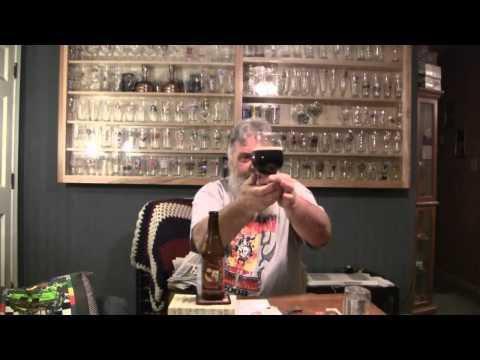 Beer Review #74 New Belgium 1554  Black Ale