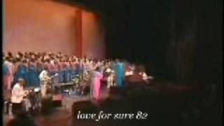 Walter Hawkins & The Love Center Choir- God Is Standing By