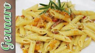 Butternut Squash & Pancetta Penne