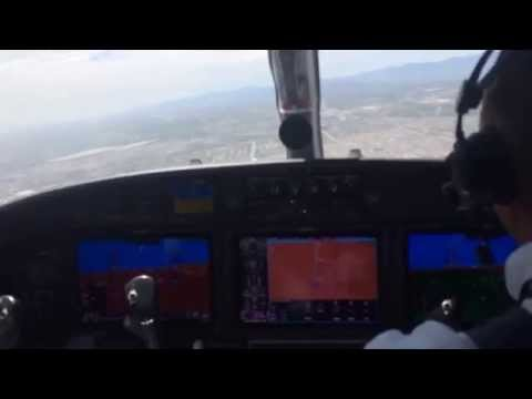 Departing Ciudad Lerdo (LDD) and landing Torreón (MMTC) in the new Cessna Citation M2