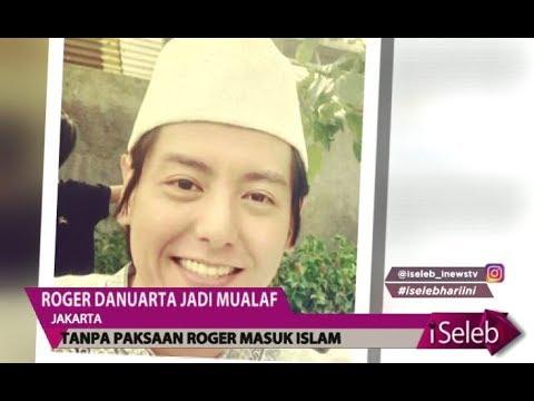 Resmi Jadi Mualaf, Terungkap Alasan Roger Danuarta  Masuk Islam - iSeleb 01/11 Mp3