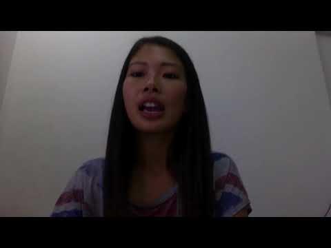 Pre Departure Video  Jennifer Au Beijing, China