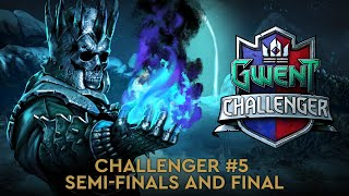 gwent challenger 5 semifinals and final 100 000 prize pool