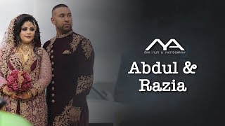 Asian Wedding Film in Manchester, Oldham | Bengali Weddings Teaser | Abdul & Razia