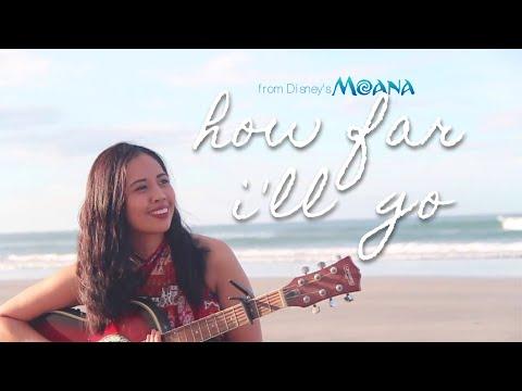 How Far I'll I Go (Disney's MOANA) - Filipino Version