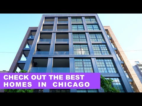 Step Inside Some Of Chicago's More Beautiful Homes! - DroneHub