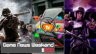 Игровые Новости — Game News Weekend #200 | (Call of Duty 2017, Project Cars 2, Destiny 2)