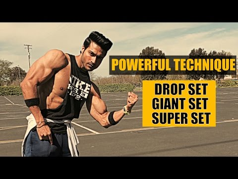 HSSF100 Muscle Mass Building Workout – Heavy, Superset, Failure