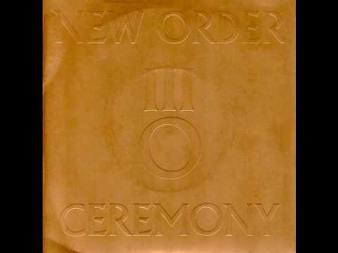 New Order - Ceremony (Original 7