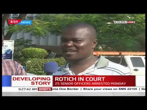 Kisumu residents give a mixed reaction on war against graft