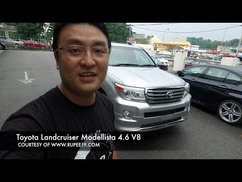 EvoMalaysia com | 2017 Toyota Land Cruiser Full In Depth Review