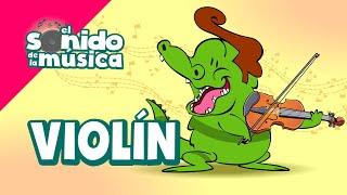 Dibujo para Niños - El sonido del Violín