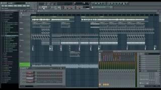 [FLP] Blue (Da Ba Dee) - FL Studio Remake