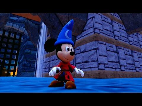 Disney Infinity 2.0 Edition - Magic Mayhem - Part 2