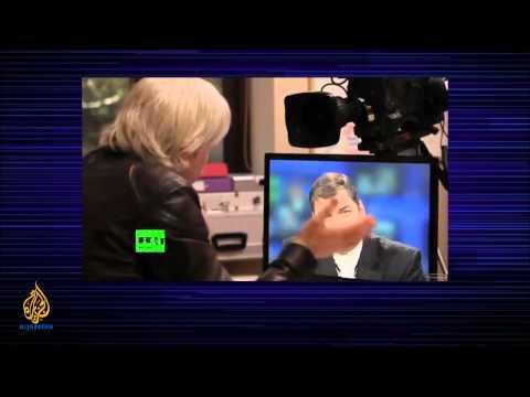 The Propaganda Behind Obama's Drone War - The Listening Post (Full)