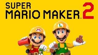 Super Mario Maker 2 Reveal Trailer Nintendo Direct 2019