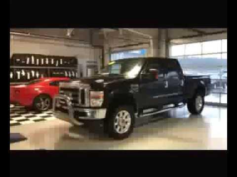 2010 Ford F-250 Diesel 4x4 w/ Michael Mann at Ginn - YouTube