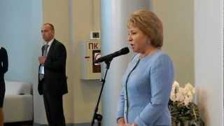 Форум «Женщины и экономика». Валентина Матвиенко(, 2012-06-30T08:02:28.000Z)
