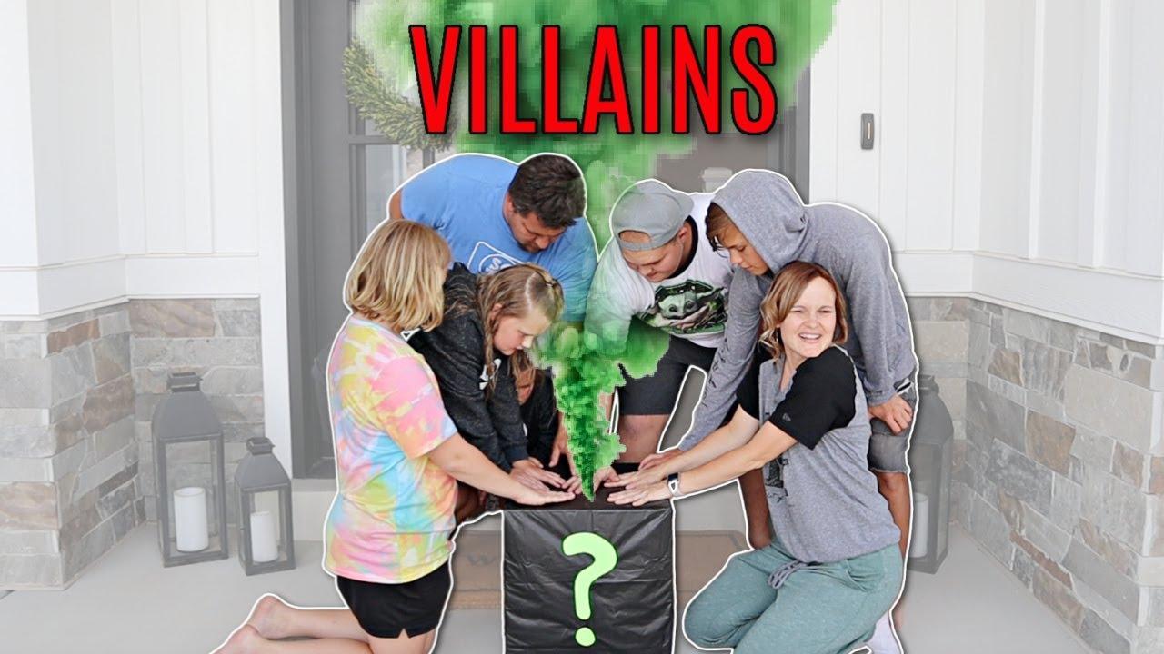 RETURN of The ViLLAiNS Movie!