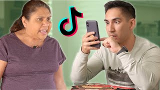 TIKTOK in a Mexican Household [Part 2]