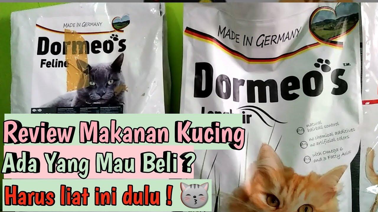 Review Makanan Kucing Dormeo S Dormeos Feline Longhair Dry