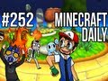 Minecraft Daily | Ep.252 | Ft. Kevin, ImmortalHd and Steven | THE SECOND BATTLE VS STEVEN!!!!