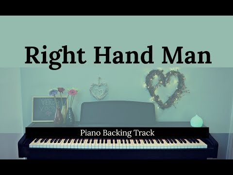 Right Hand Man: SOMETHING ROTTEN (Piano accompaniment / Backing / Karaoke track)