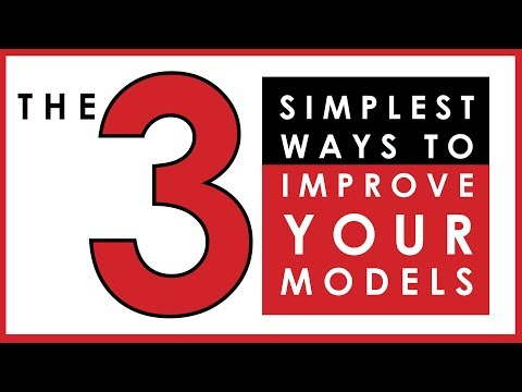 The three simplest ways to improve your scale model builds