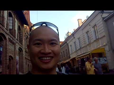 LIFT Vlog Episode 76: Vilnius, Lithuania