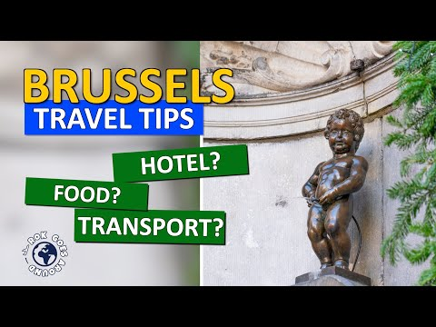 BRUSSELS Travel Tips | Made by Tour Guide