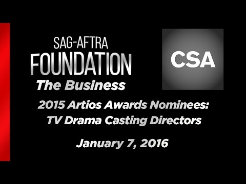 The Business: 2015 Artios Awards Nominees: TV Drama Casting Directors