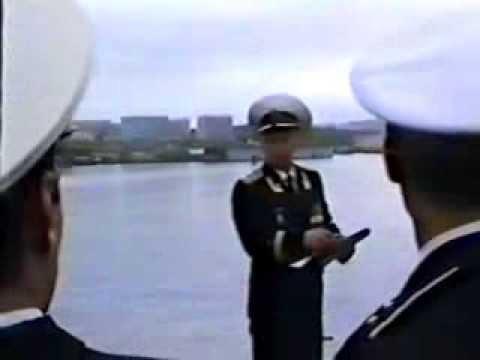 Экипаж капитана 1 ранга Смирнова