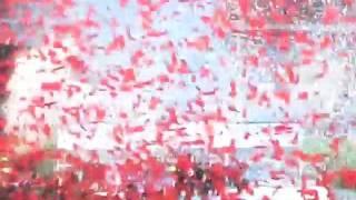 copa américa 2011final-last(表彰式)