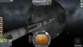 We Made It To the Mun! Kerbal Space Program (Science Mode!) - Episode 5