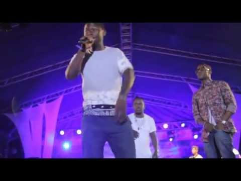 M.I Refs Rap Battle In Imo State