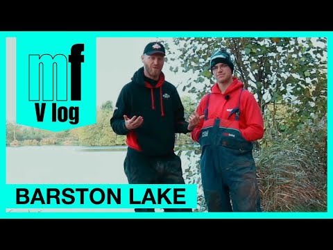Match Fishing - Rob Wootton & Joe Carass - Barston Lakes - VLOG