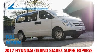 2017 Hyundai Grand Starex Super Express - Full Review