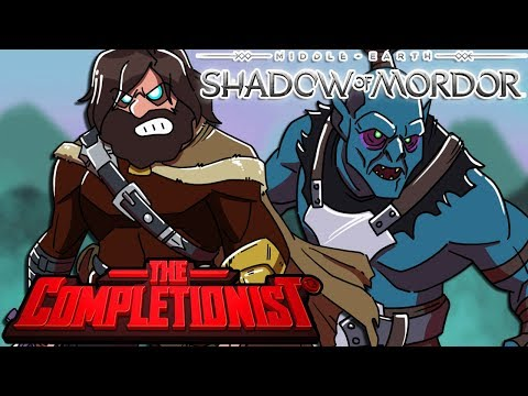 Middle Earth: Shadow of Mordor | Vanilla Lootbox Edition | The Completionist
