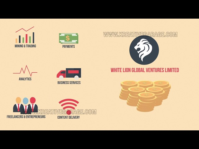 Explainer Video For Walnuts Venture Fund ICO | Kreative Garage Studios | Mumbai, India