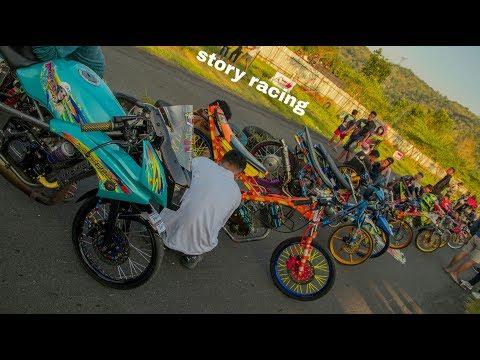 buat motovasi! kontes motor drag bike GDS Fun Syawalan 2019